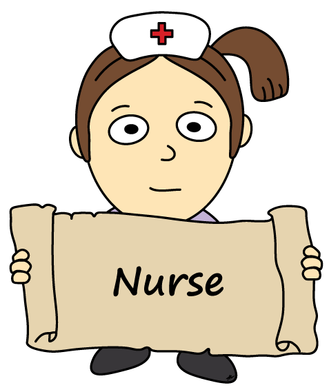 Nurse Cartoon - Romeo and Juliet - Low Res - Poetry Essay