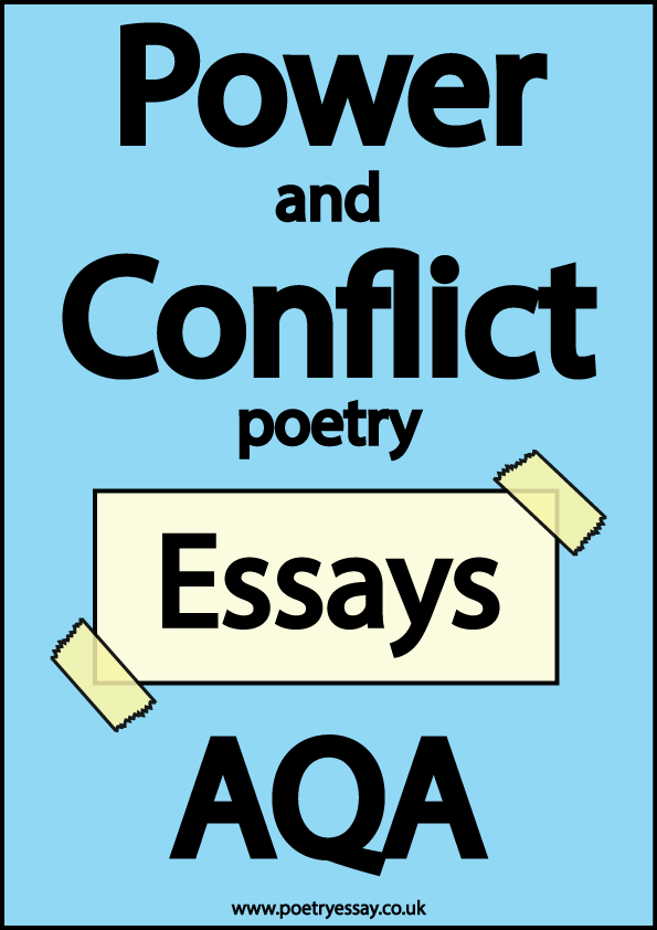 Power and Conflict Essays - Grade 9 GCSE Essays